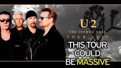 U2отпразднуют 30-летие альбома «The Joshua Tree» мировым турне