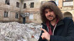 Вася Обломов встречает весну вМоскве иприглашает вАмерику