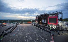 Фестиваль Rock amRing вГермании обязал 80тысяч зрителей покинуть его территорию