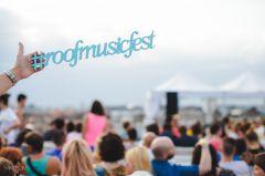 Фестиваль намосковских крышах Roof Music Fest набирает высоту