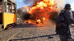 «Seven Nation Army» группы The White Stripes сыграна звуками стрелялки Battlefield5